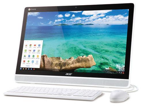 Acer Chromebase, le tout-en-un avec écran tactile