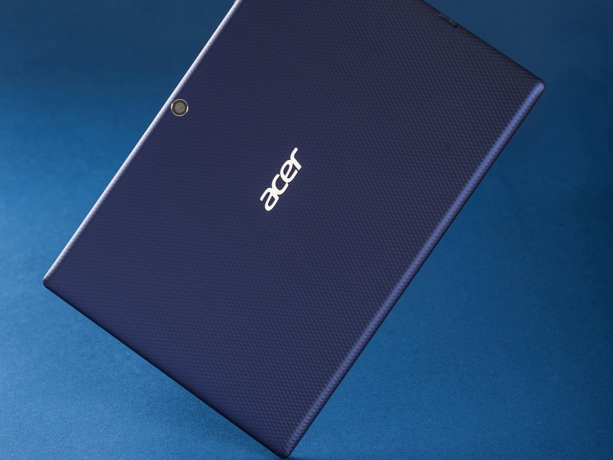 Acer officialise une Iconia Tab 10 avec Google for Education