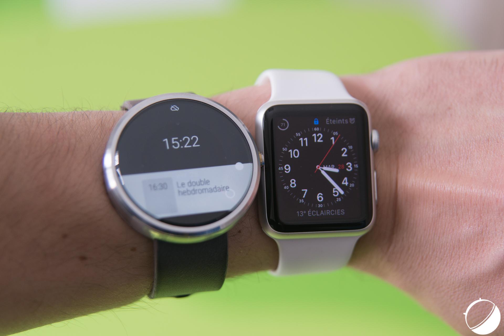 Le marché des montres connectées va bien, même très bien