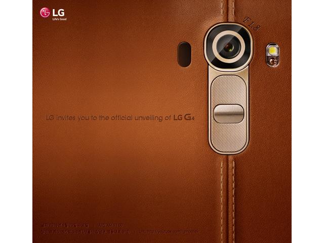 LG va proposer à 4000 utilisateurs de tester le LGG4 avant sa sortie officielle