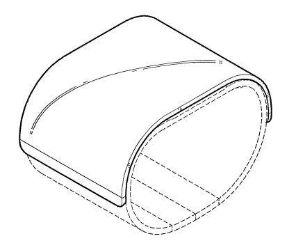LG a déposé un brevet pour transformer les futurs smartphones pliables en smartwatchs