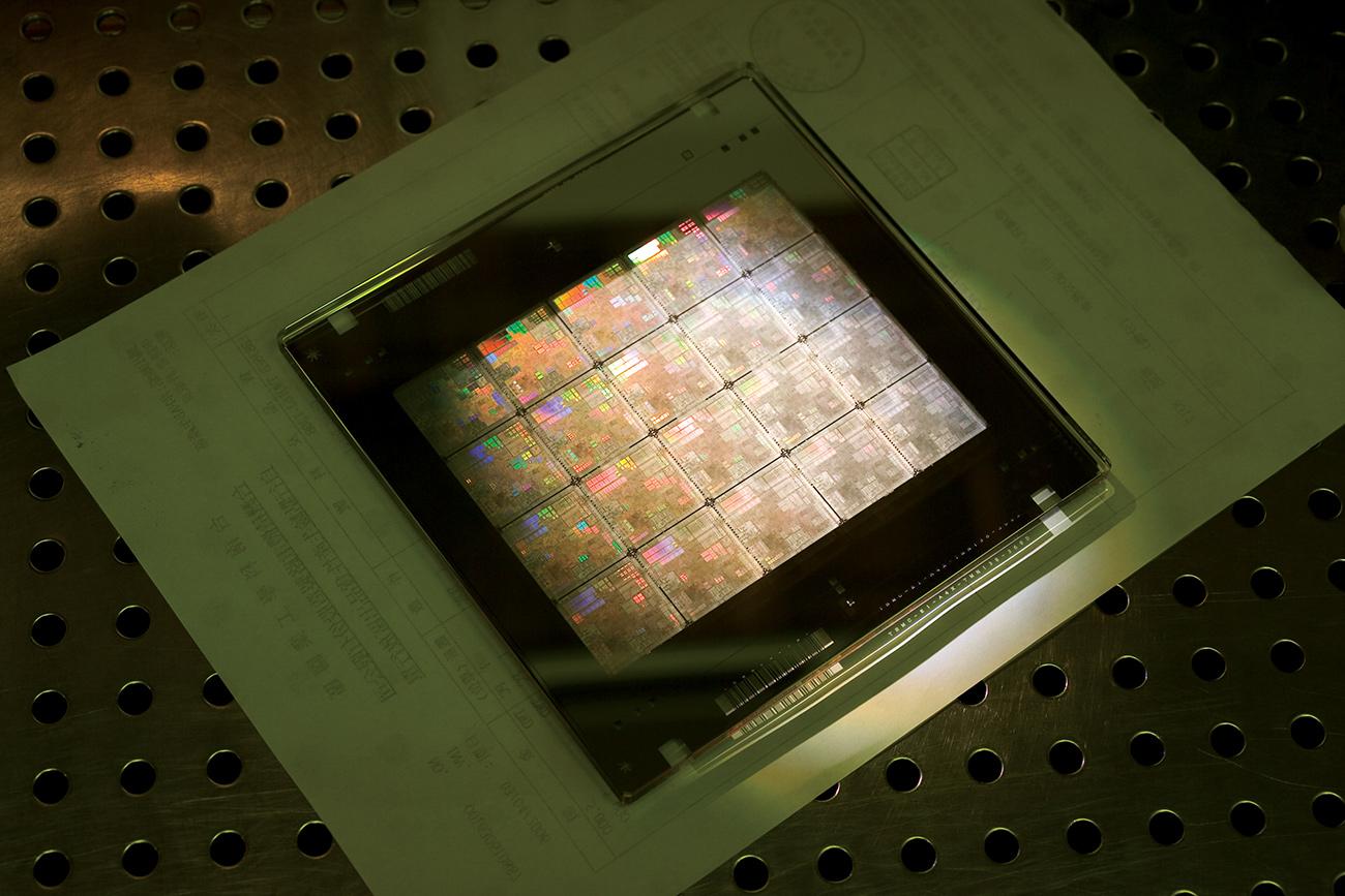 TSMC : la gravure 3 nm EUV avance bien, les partenaires préparent leurs puces