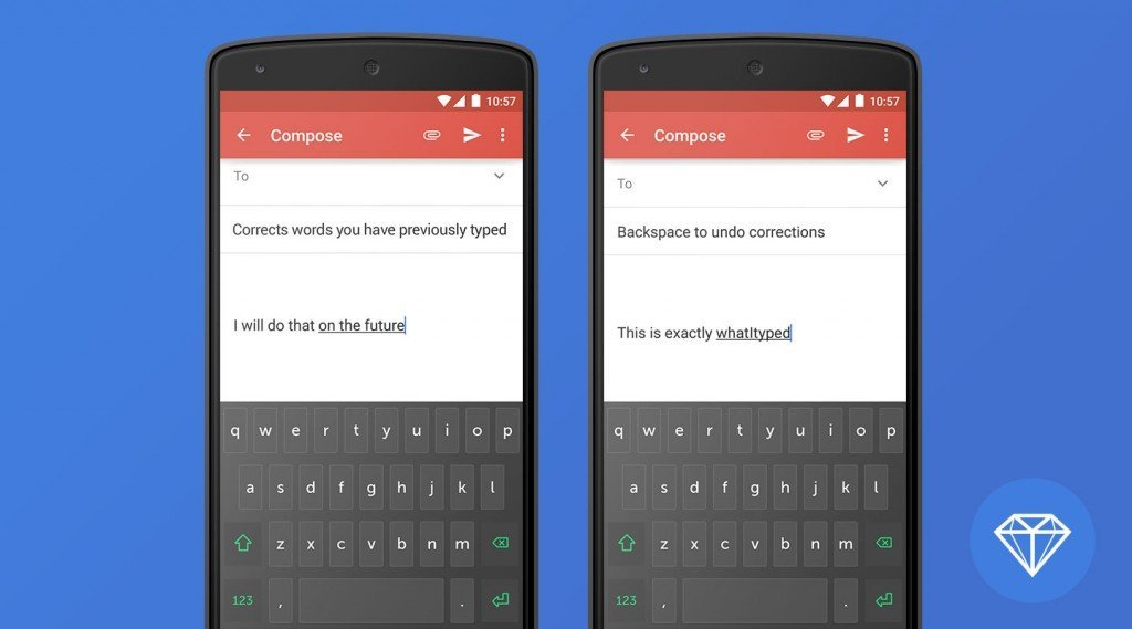 SwiftKey propose un nouveau clavier prometteur, Clarity Keyboard Beta