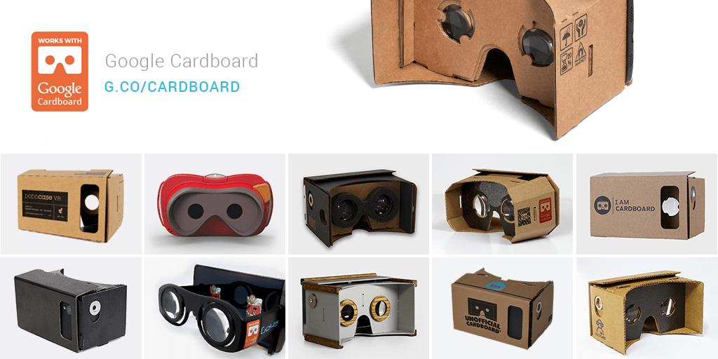 Works with Google Cardboard, quand Google veut asseoir son autorité sur les casques de réalité virtuelle