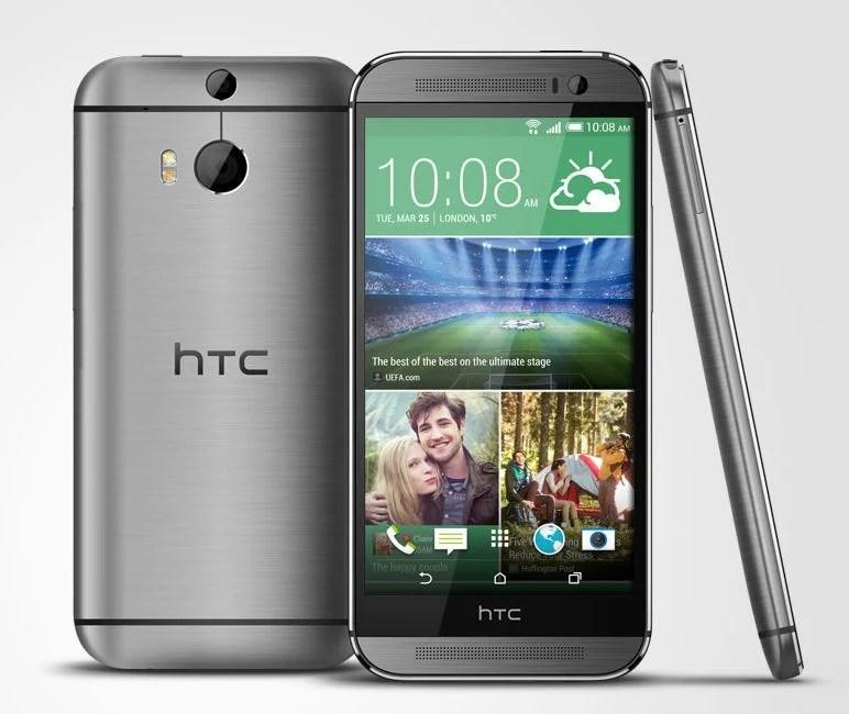 Bon plan : le HTC One M8S à 389 euros au lieu de 439 euros
