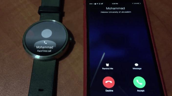 Android Wear : Google est proche d'une compatibilité avec l'iPhone