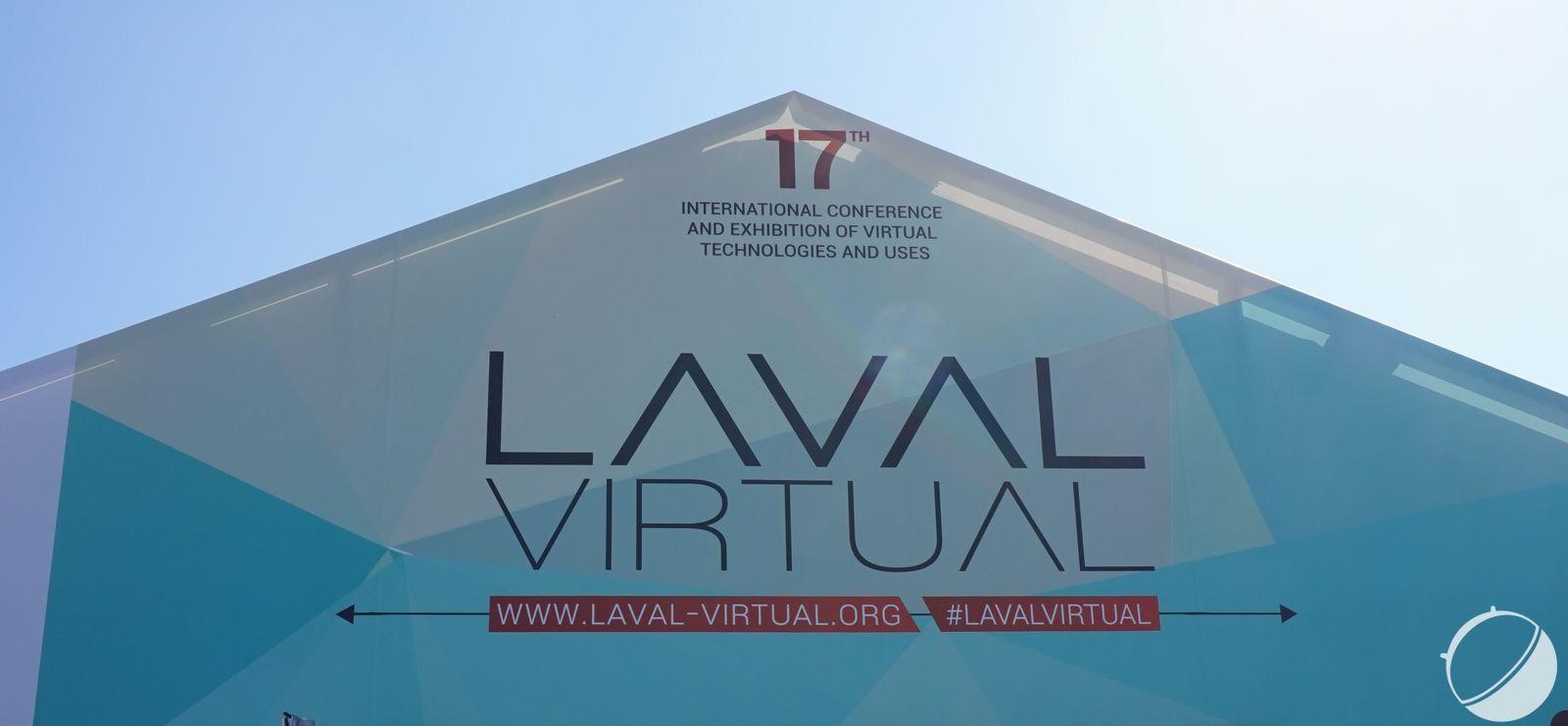 Laval Virtual : «La réalité virtuelle, ça fait plus de 10 ans qu'on l'utilise»