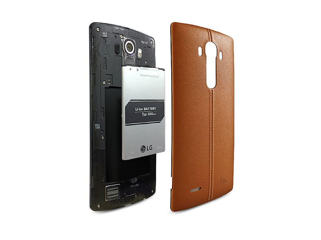 LG G4 : il est finalement compatible Quick Charge 2.0