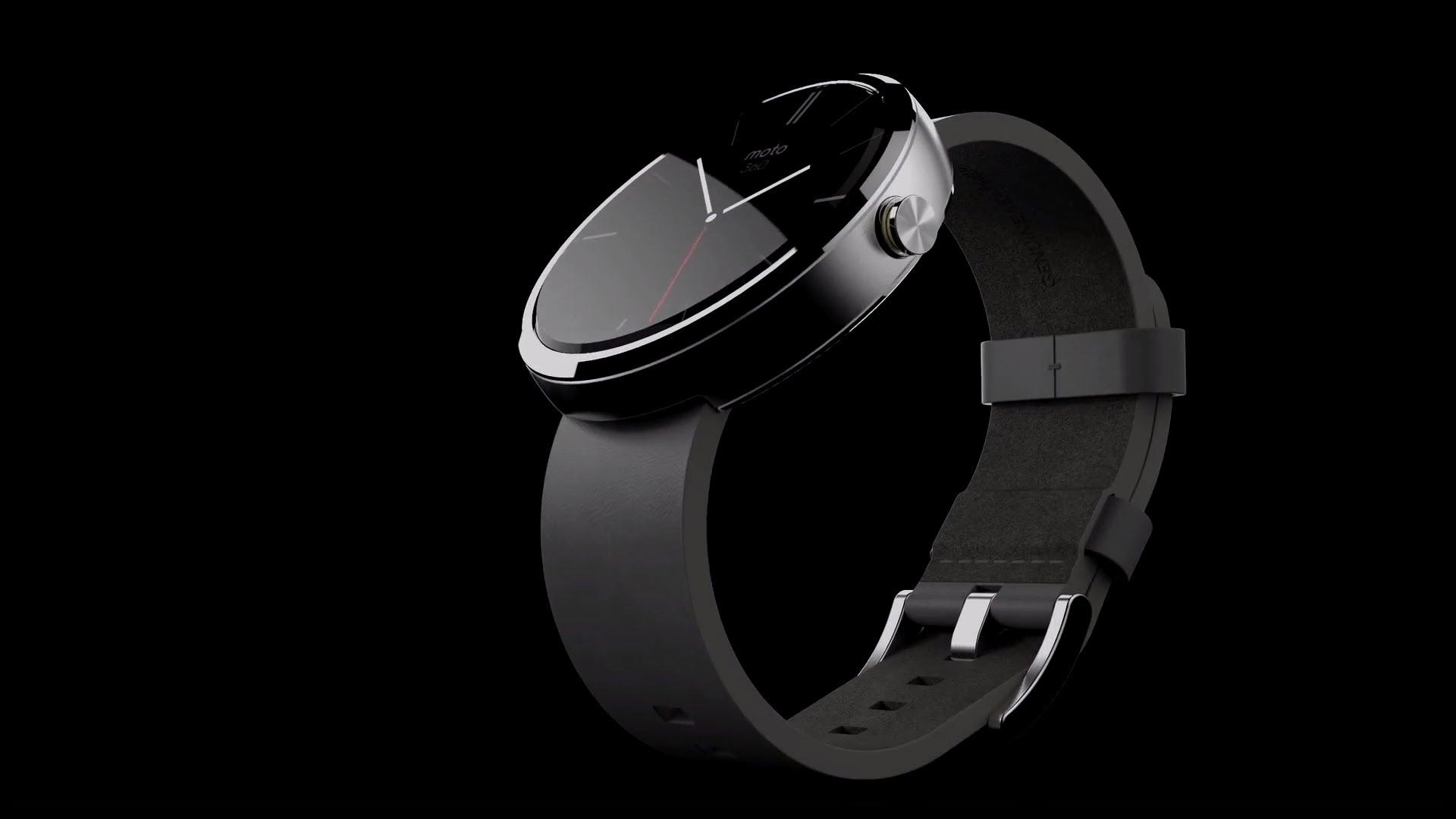 Moto 360 : tout ce qu'il faut savoir sur la montre connectée de Motorola