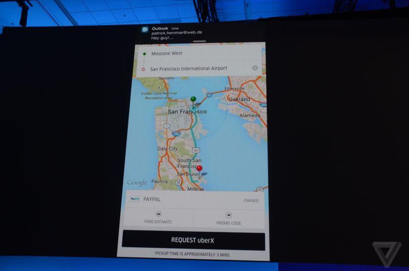 Microsoft Office s'ouvre à des applications tierces, à commencer par Uber