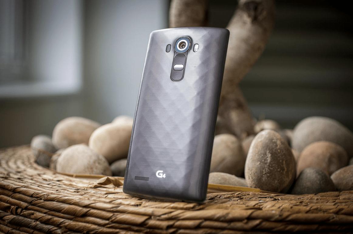 LG G4 : premier correctif (inutile) pour ses problèmes d'écran tactile
