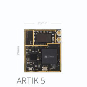 Samsung Artik : une gamme de SoC dédiée aux objets connectés