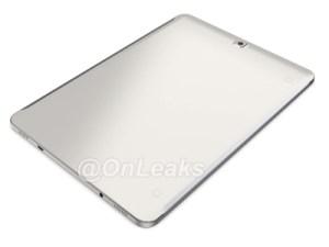Encore une fuite d'images pour la Samsung Galaxy TabS2