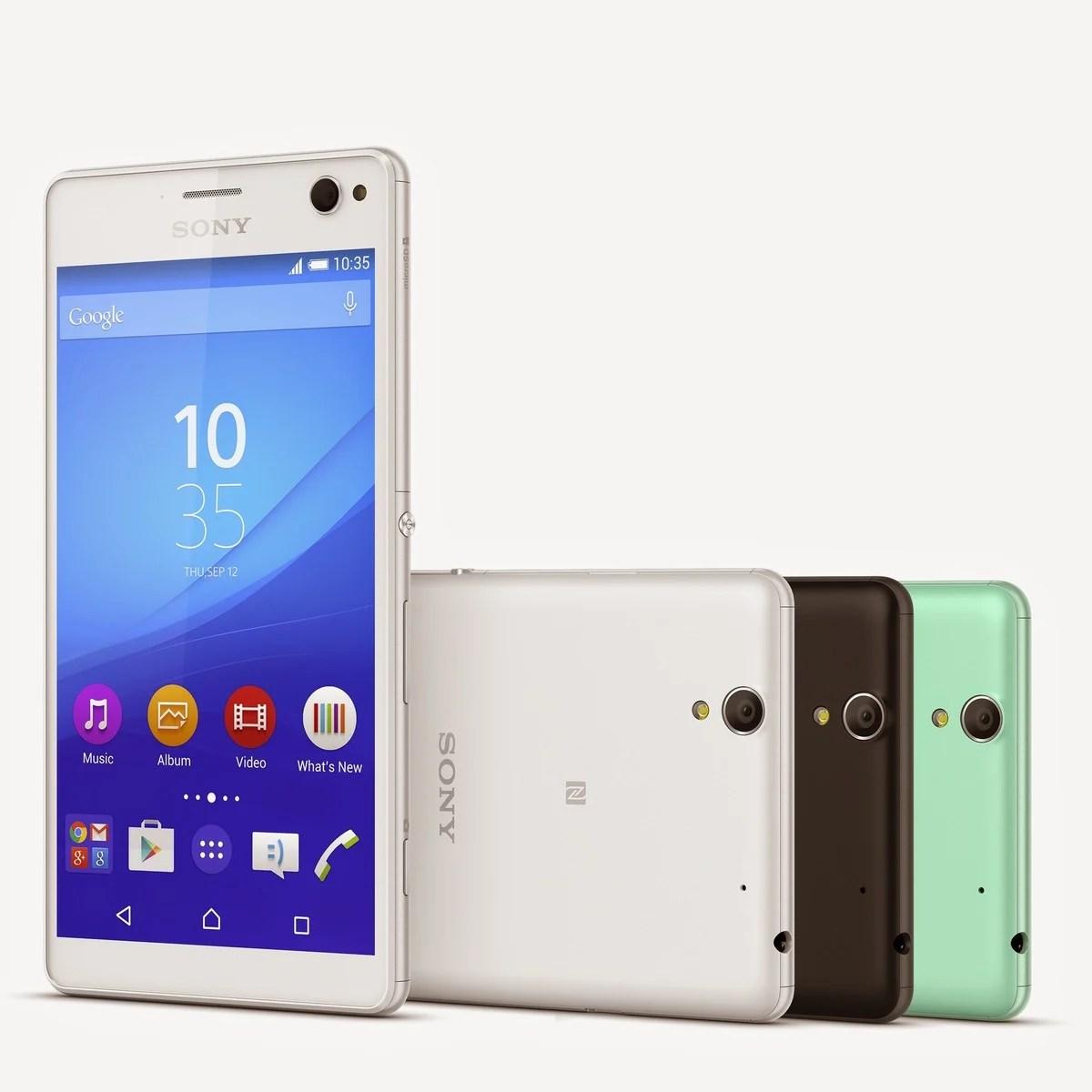 Les Sony Xperia C4 et C4 Dual mis à jour vers Android 6.0 Marshmallow