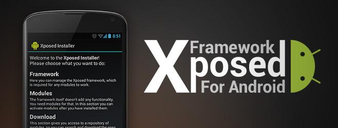 Xposed : l'Alpha 4 est de sortie, sans support d'Android 5.1