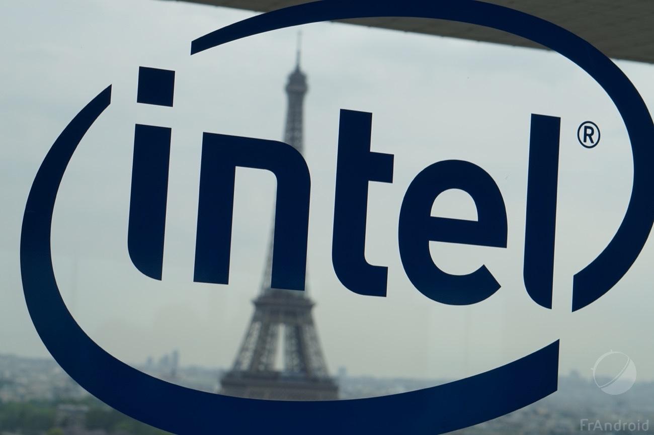 Intel lance l'Atom Z3590 pour les smartphones et tablettes
