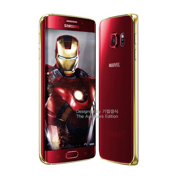 Samsung Galaxy S6 : une édition Iron Man à venir