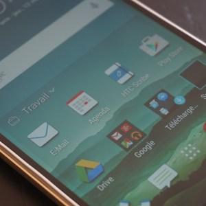 Android 6.0 Marshmallow est disponible sur les HTC One M9 et One M8 en France