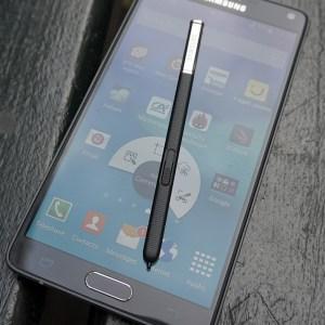 Les ventes de stylets Wacom ont baissé, la faute au Samsung Galaxy Note 4