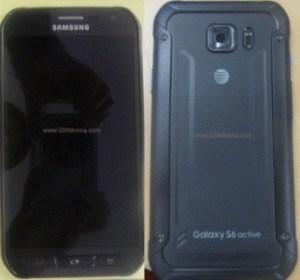 Le Samsung Galaxy S6 Active se montre en photos