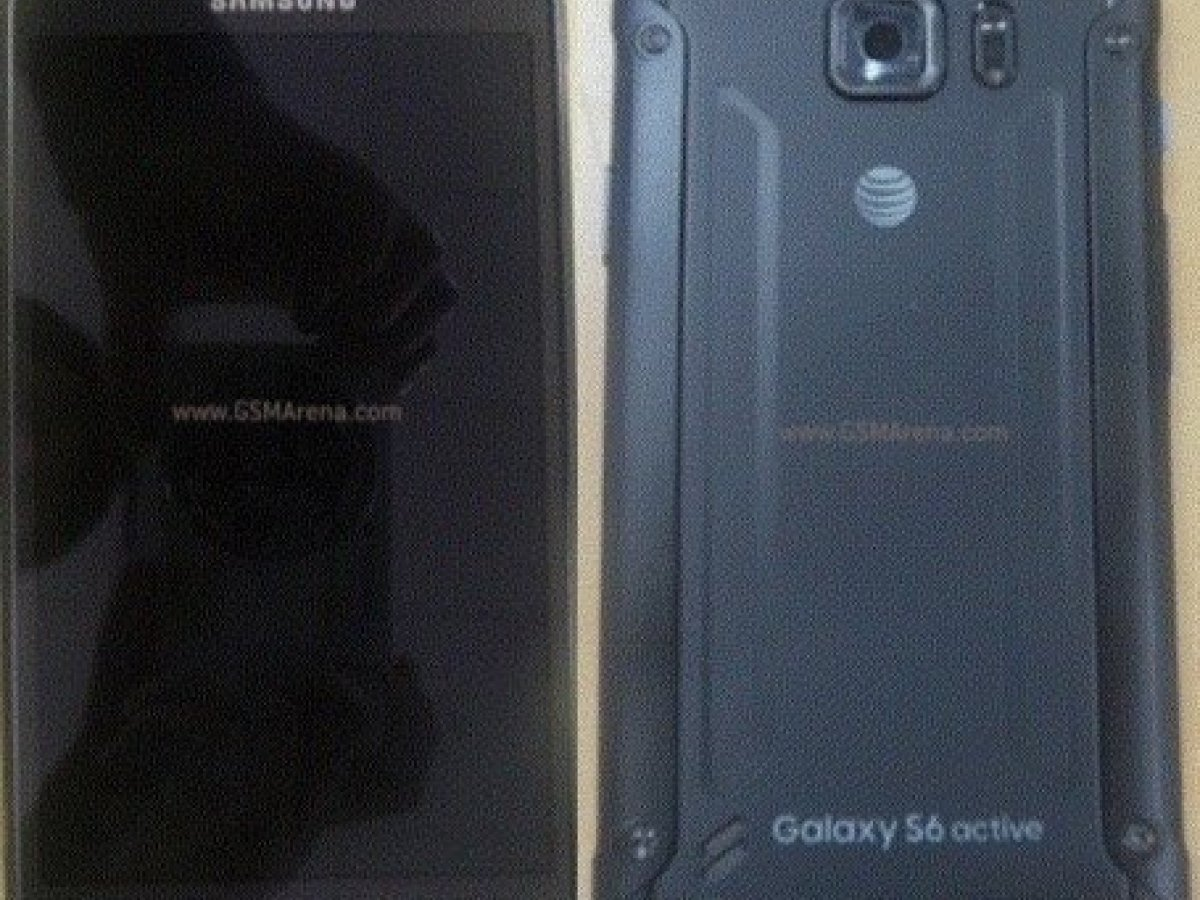 Le Samsung Galaxy S6 Active se montre en photos