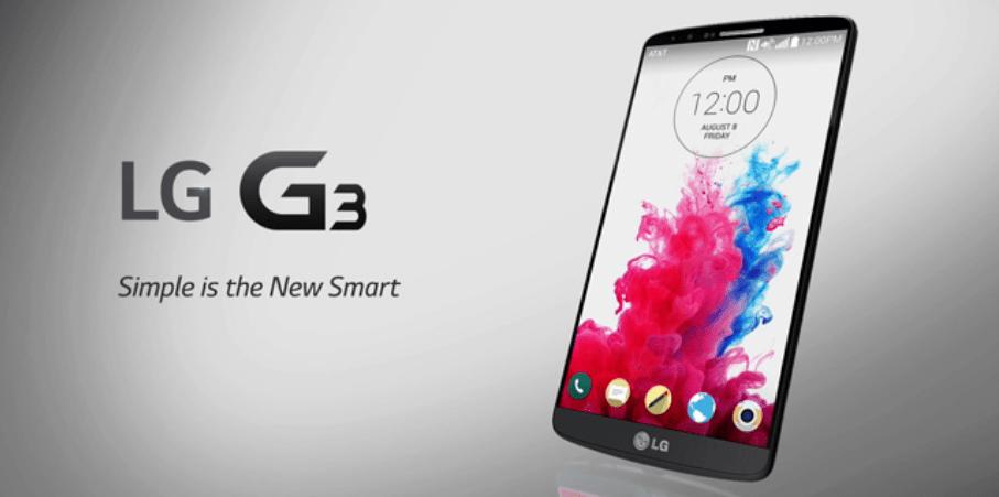 Bon plan : le LG G3 est disponible à 324 euros