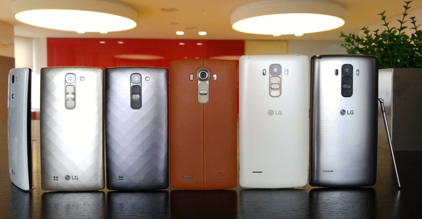 LG G4c et LG G4 Stylus : les prix pour la France dévoilés