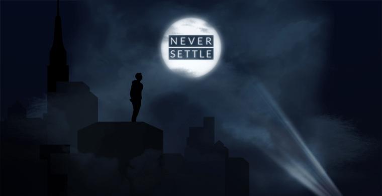 OnePlus se bat pour garder son slogan «Never Settle»