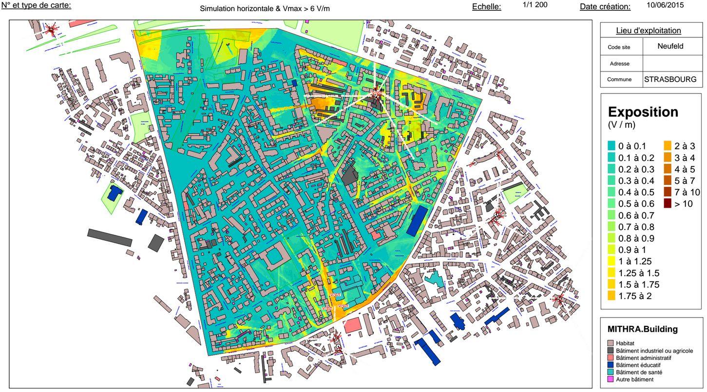 Strasbourg commence à cartographier les ondes mobiles, une démarche honorable mais perfectible