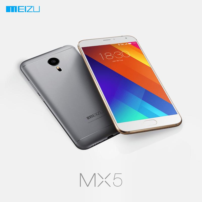 Le Meizu MX5 est désormais officiel !