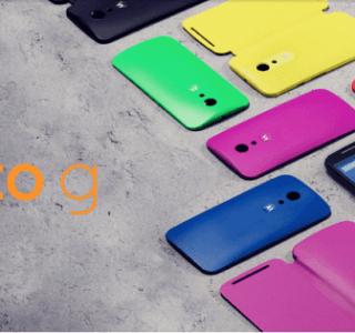 Vente flash : le Motorola Moto G 4G (2e génération) à 149 euros et 30 euros remboursés