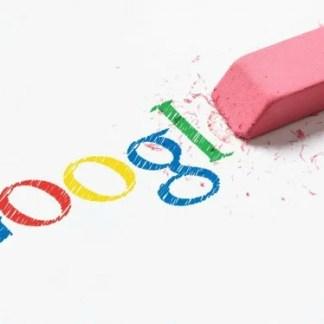 Droit à l'oubli : Google met en place une nouvelle méthode de déréférencement