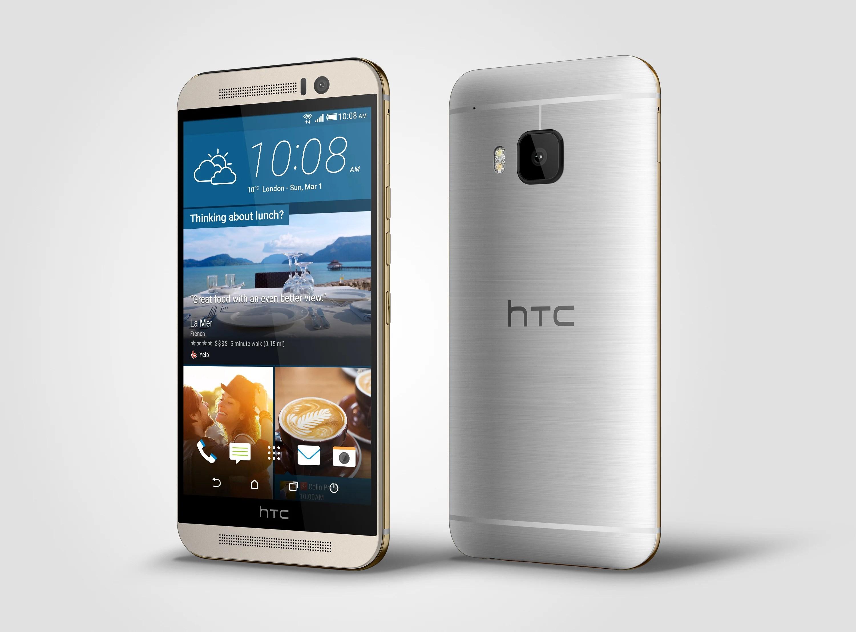 Bon plan : le HTC One M9 est à 579,95 euros avec 87 euros de bons d'achat