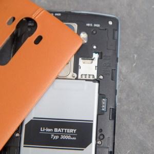 Le LG G4 ne supporte qu'à moitié la charge par induction Qi et PMA