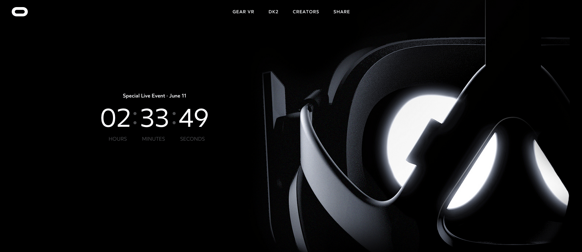 Oculus Rift : suivez l'événement en direct ce soir à partir de 19h