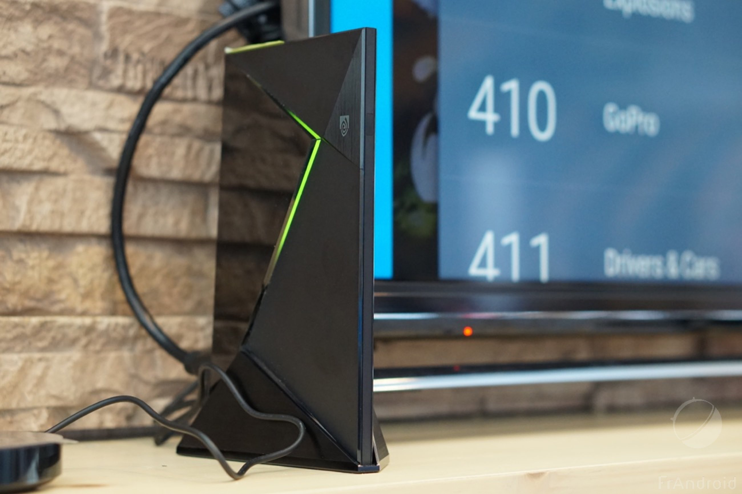 Prise en main de la NVIDIA Shield Android TV, la mini-console a du potentiel