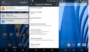 Moto G 4G (1ère génération) : Android 5.1 Lollipop se lance de manière globale