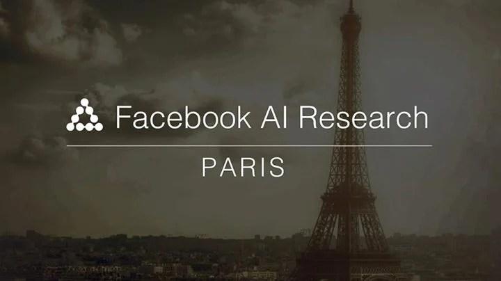 Facebook s'installe à Paris avec un centre de recherches dédié à l'intelligence artificielle