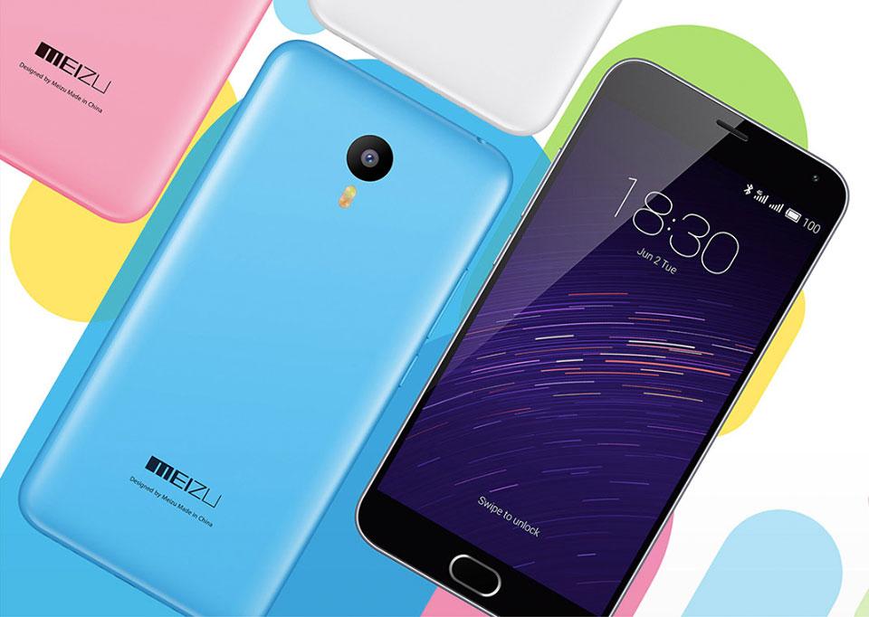 Le Meizu M2 Note est officiel, avec les caractéristiques d'un smartphone digne d'être importé