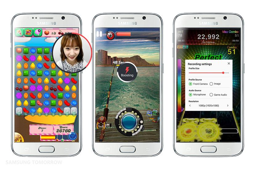 Samsung Game Recorder+, l'arme anti-Twitch du Coréen