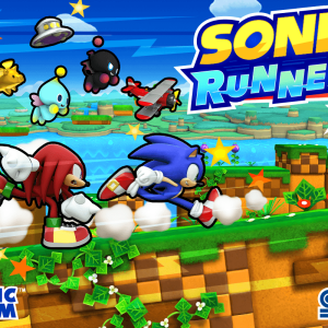 Sonic Runners sera disponible le 25 juin !