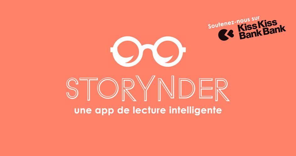 Storynder : une application pour faire le tri sur la presse en ligne