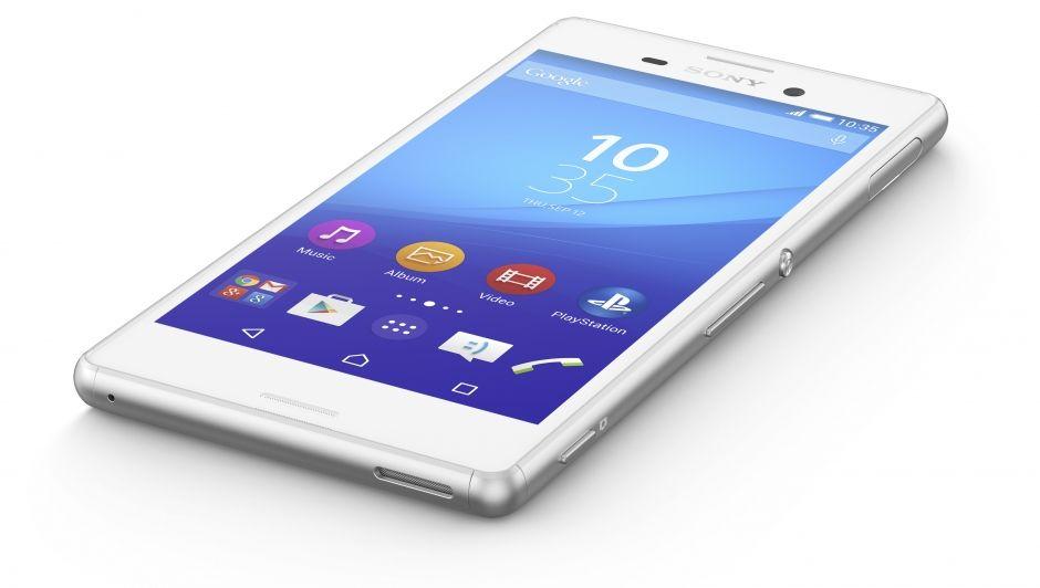 Le Sony Xperia M4 Aqua passera d'Android 5.0 à Marshmallow