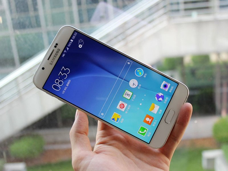 Un Samsung Galaxy A8 apparait sur GFXBench, avec le SoC du Galaxy S6