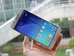 Samsung Galaxy A8 : lancement le 17 juillet en Chine ?