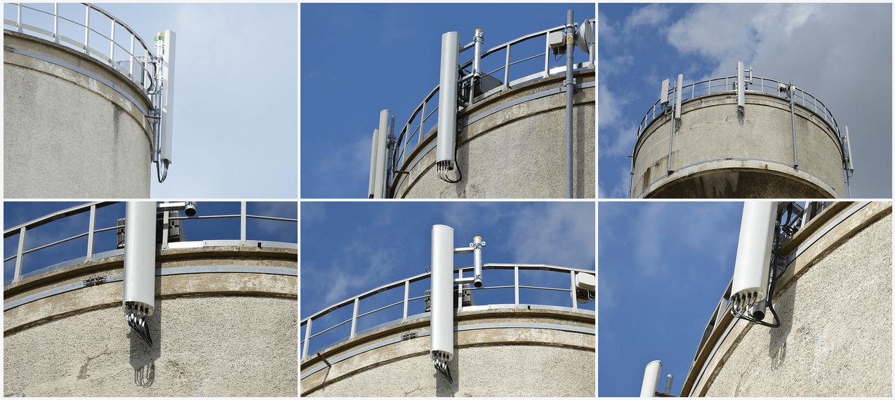 Free Mobile déploie des antennes 1800 et 700 MHz