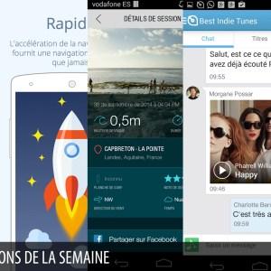 Les apps de la semaine : Fiverr, CM Browser – Rapide, Sécurisé,…