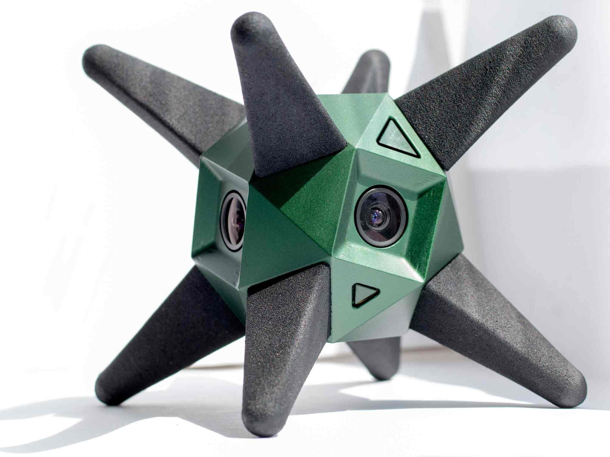 Sphericam 2 : une caméra 360° et 4K optimisée pour la VR sur Kickstarter