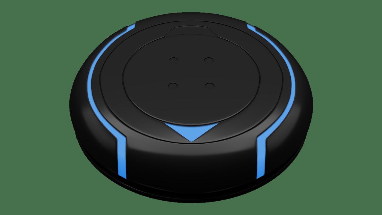 SprintR, la plateforme pour contrôler votre monde virtuel du bout des pieds
