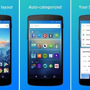 Aviate Launcher a l'ambition de remplacer plus efficacement Google Now